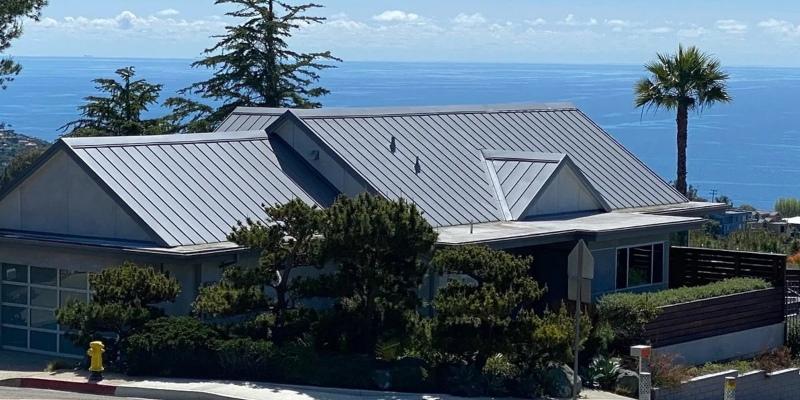 Aluminum Metal Roofing