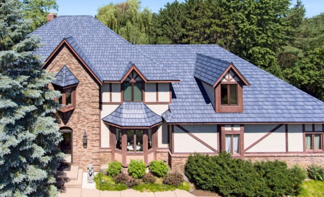 metal roof color guide