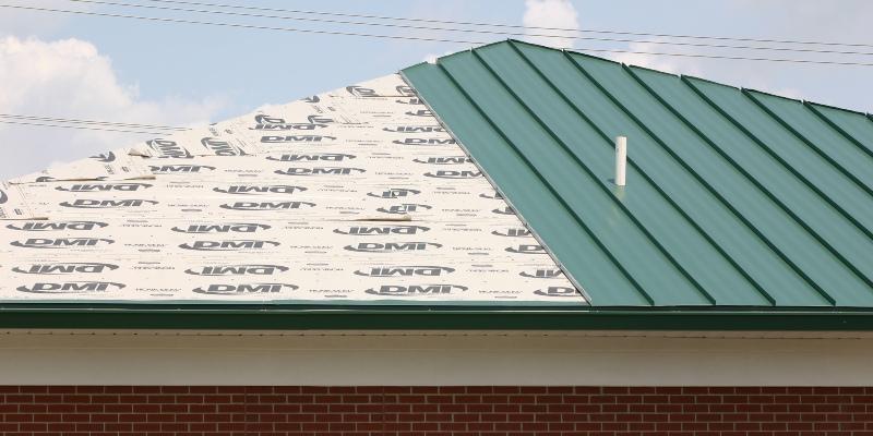 metal roof underlayer