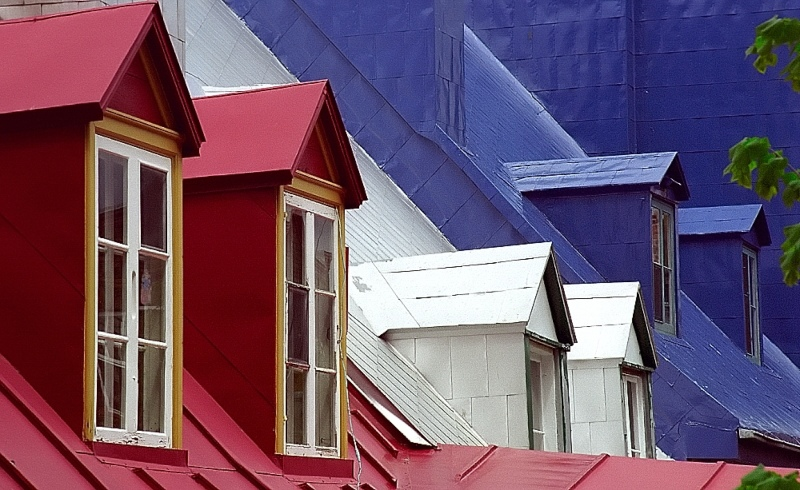 paint metal roof