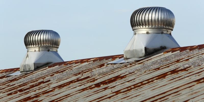 zinc roof corrosion