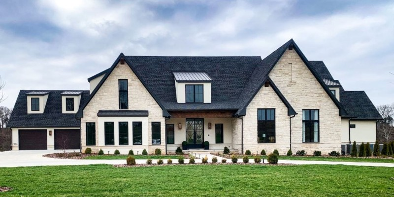 Craftsman Architectural Style House