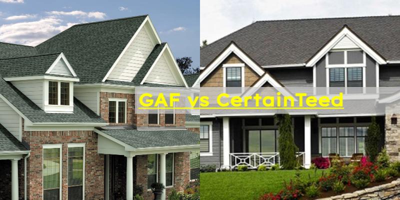 GAF vs CertainTeed