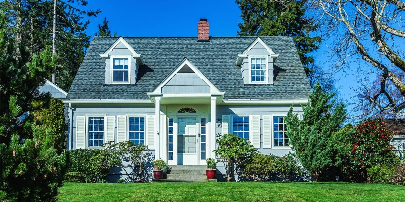Cape Cod Architectural Style House