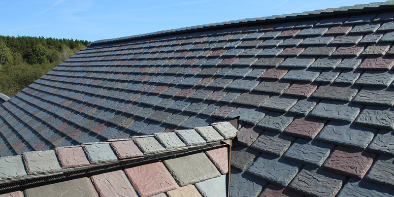 Composite Slate Tile