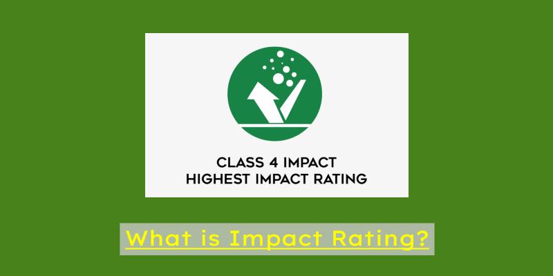 Impact Rating