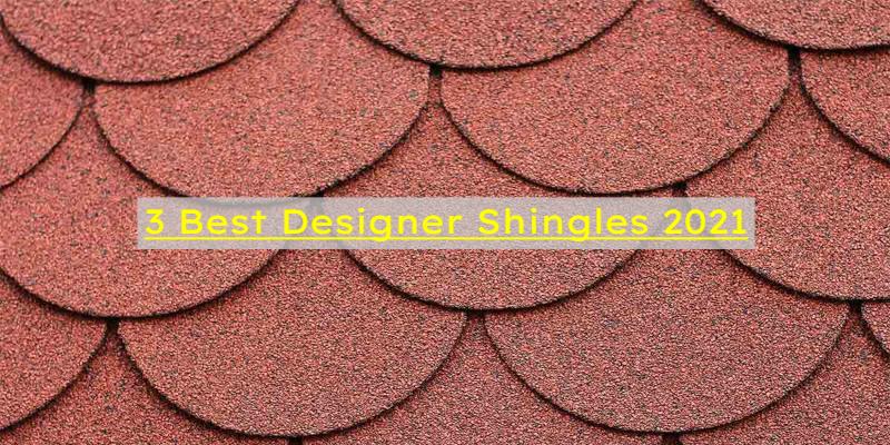 designer shingles brands
