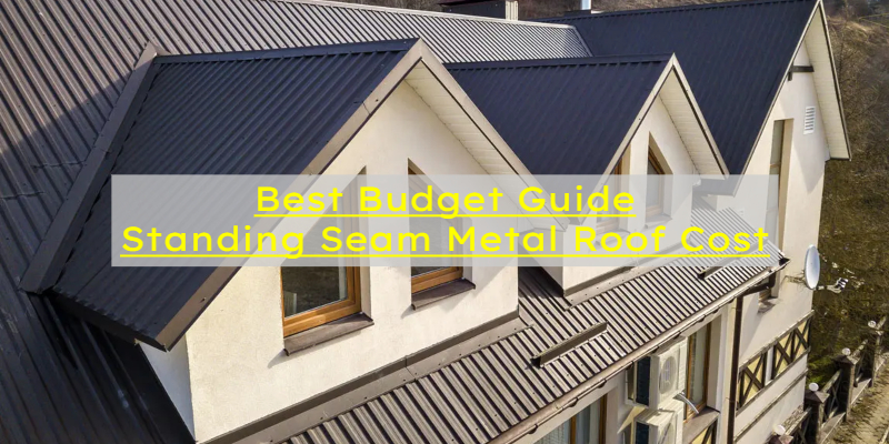 standing seam metal roofing cost
