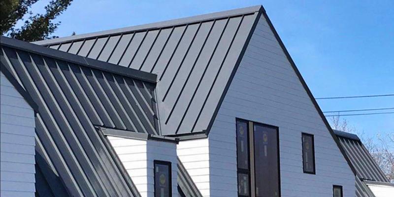 Standing Seam Aluminum Roofing