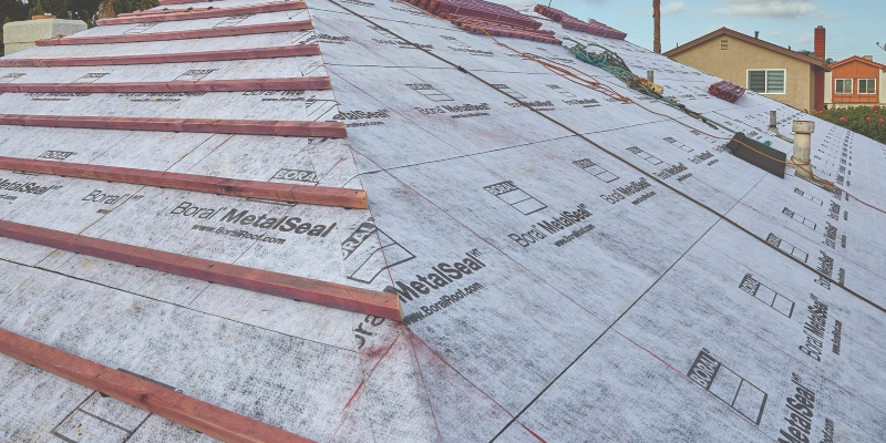 Non-Bitumen Synthetic Roof Underlayment