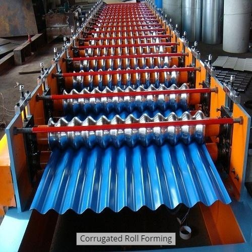corrugated-roll-forming