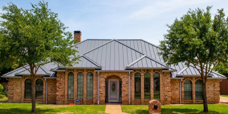 standing seam metal roof types